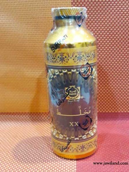 Mukhallat XX Oil By Surrati Perfumes