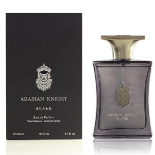 Arabian Knight ( Silver ) Edp for Men Perfume 100 ml By Arabian Oud for men$ 106