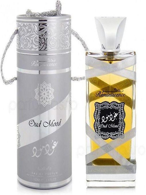Oud Mood Silver Edp Spray 100 ml By Lattafa Perfumes $ 45