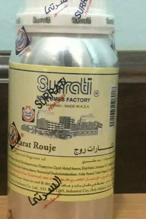 Bakarat Rouje Oil 100 ml By Surrati Perfumes