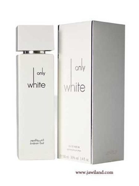 Only White 100ml Edp Spray By Arabian Oud Perfumes Unisex