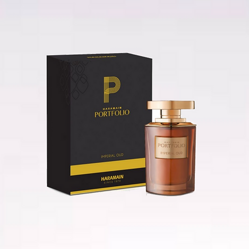 Haramain Portfolio Imperial Oud Edp Spray 70 ml
