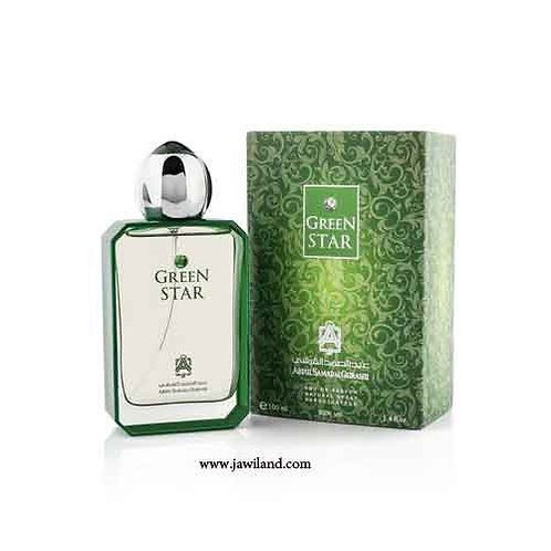 Green Star Unisex  Edp Spray 100 ml  By Abdul Samad Al Qurashi Perfumes