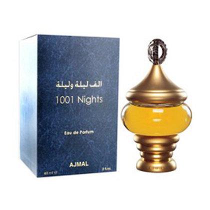 1001 Night EDP Spray 60 ml By Ajmal Perfumes