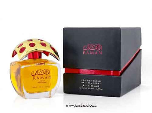 Raman Edp Spray For Women Abdul Samad Al Qurashi Perfumes $96