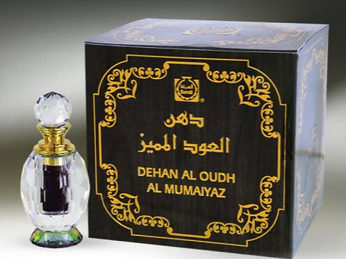 Dehn Al Oud Al Mumayaz Oil 6 ml  Oil By Al Surrati Perfumes