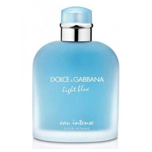 Dolce & Gabbana - Light Blue Eau Intense For Man