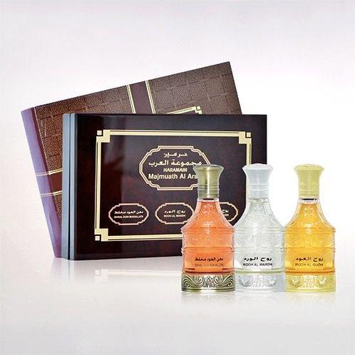 Majmuath Al Arab 3 Units x 55 ml Edp Spray $ 136