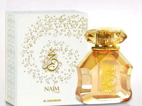 Al Haramain Najm Gold Oil 18 ml $85