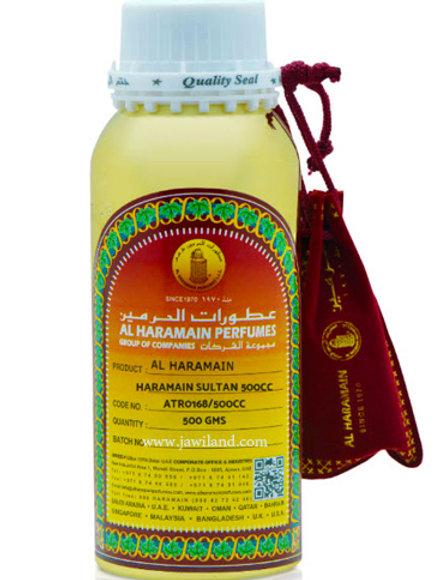 Sultan Oil 500 ml By Al Haramain Perfumes $ 105