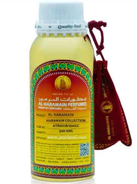 Mukhallat Collection Oil 500 g By Al Haramain Perfumes $ 105