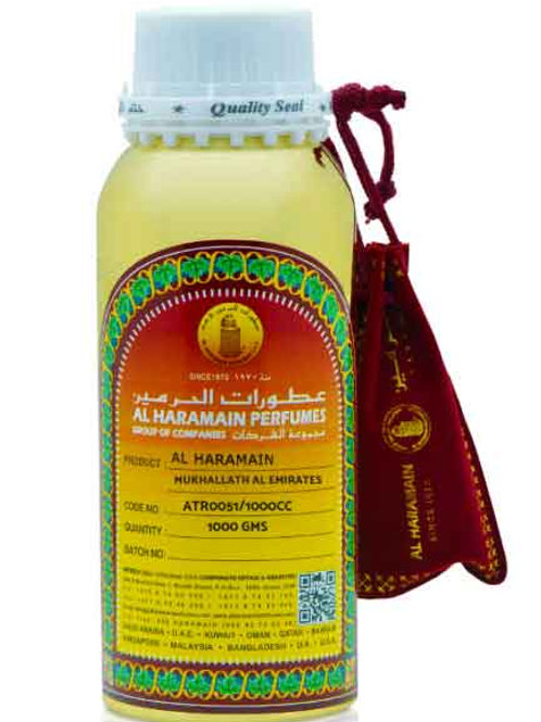 Palm Beach Oil 500 g By Al Haramain Perfumes $ 10505