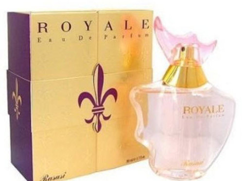 Royale Women Eau De Parfum Spray 50ml By Rasasi Perfumes $ 39