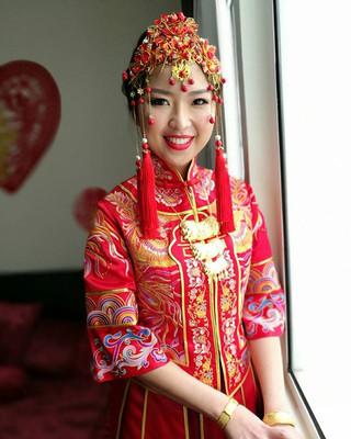 The lovely bride Evon!!! Congratulations