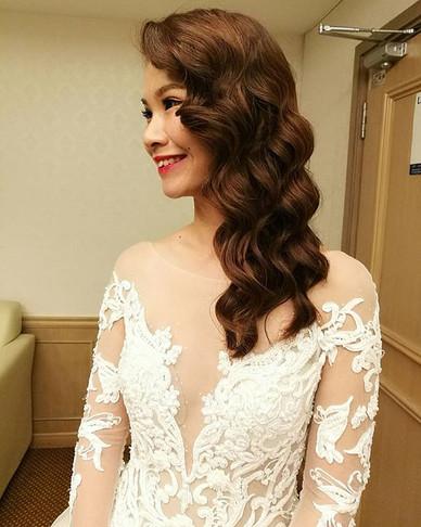 The lovely bride Jane! Thanks for having