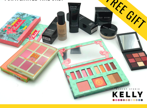 Free Makeup Kit! When You Sign Up for Professional Bridal Makeup Course