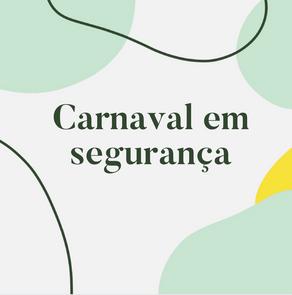 Carnaval em Segurança