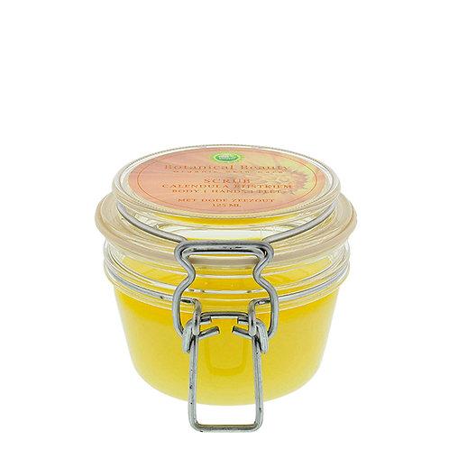 Body scrub - Calendula-Rijstkiem - 125 ml