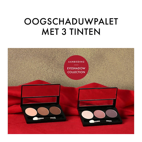Eyeshadow collection - Cocoa & Plum