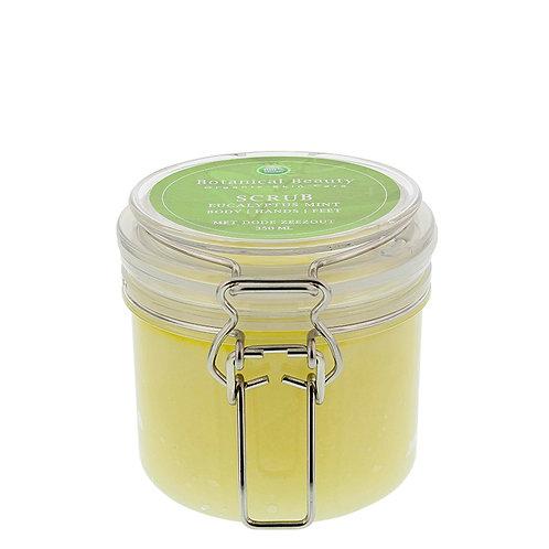 Body scrub - Eucalyptus-Mint - 350 ml