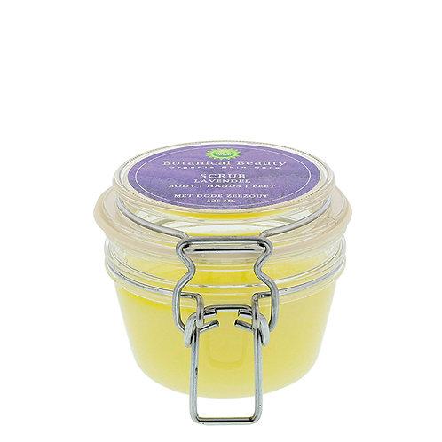 Body scrub - Lavendel - 125 ml