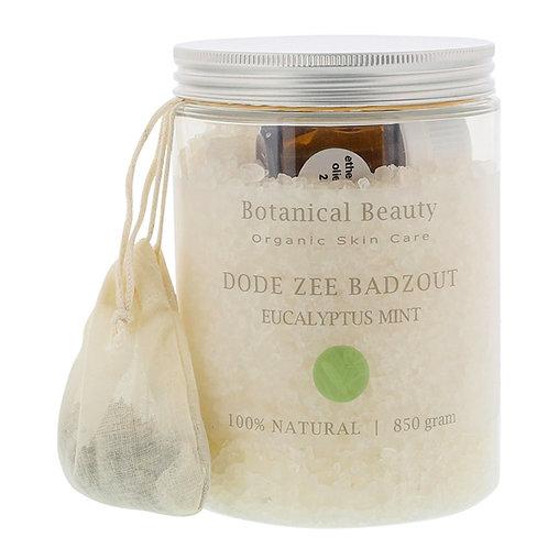 Dode zee Badzout - Eucalyptus-Mint