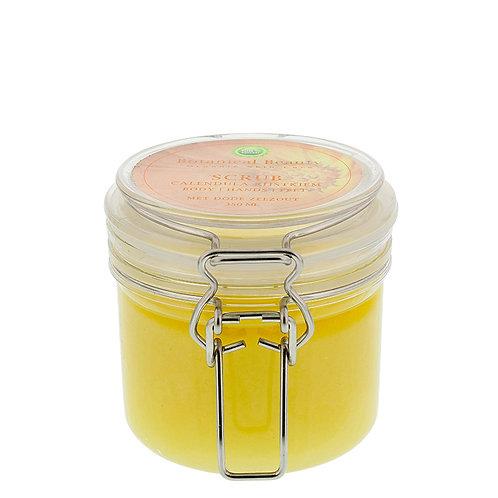 Body scrub - Calendula-Rijstkiem - 350 ml
