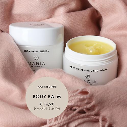 Body Balm - in 2 heerlijke geuren