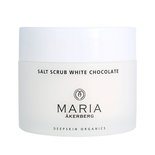 Salt Scrub White Chocolate