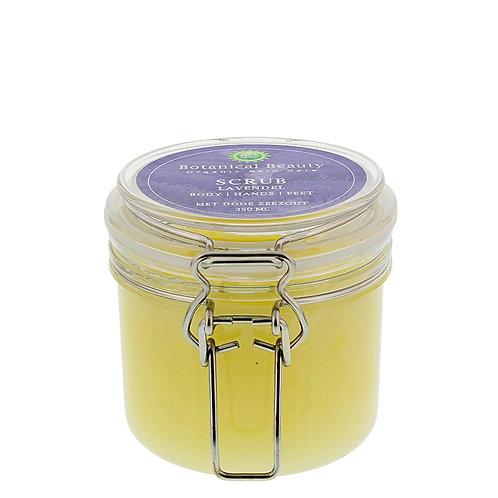 Body scrub - Lavendel - 350 ml