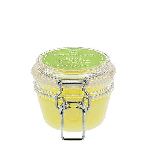 Body scrub - Eucalyptus-Mint - 125 ml