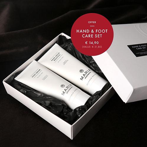 Hand & Foot care set