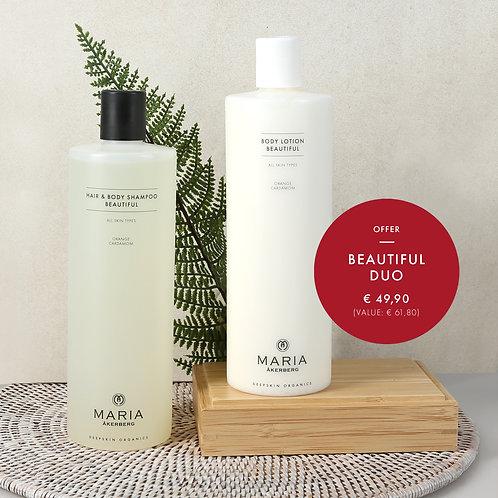 Beautiful Duo - shampoo & body lotion