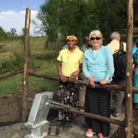 Global TLU Team at New Water Well