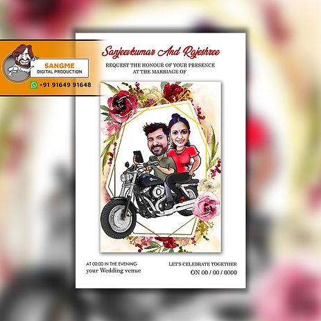 caricature wedding invitations online card artist in Bangalore | Save the date caricature card! | Caricature wedding invitations, Caricature wedding, | wedding caricature | Wedding caricature, Caricature wedding invitations, |wedding invitation_A_07.jpg