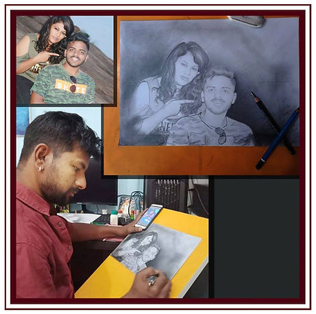 Sketch The Photos | Sketch Artist In Bangalore | Digital painting|Pencil Sketch Artist In Bangalore | Pencil Portrait Sketch | Art Shop Sketch The Photos | Sketch Artist In Bangalore | Digital painting | Handmade Sketch | Photo to Painting | Digital Portrait Painting |  pencil portrait drawing prices in bangalore
