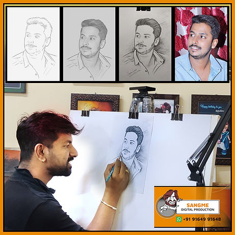 Sketch The Photos | Sketch Artist In Bangalore | Digital painting|Pencil Sketch Artist In Bangalore | Pencil Portrait Sketch | Art Shop Sketch The Photos | Sketch Artist In Bangalore | Digital painting | Handmade Sketch | Photo to Painting | Digital Portrait Painting |  pencil portrait drawing prices in bangalorepencil portrait drawings_11.jpg