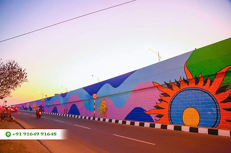 wall painting artist near me, wall paint
