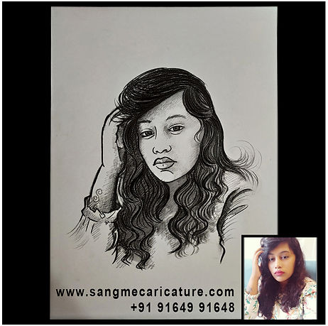 Pencil Sketch Artist In Bangalore | Pencil Portrait Sketch | Art Shop Sketch The Photos | Sketch Artist In Bangalore | Digital painting | Handmade Sketch | Photo to Painting | Digital Portrait Painting |  pencil portrait drawing prices in bangalore