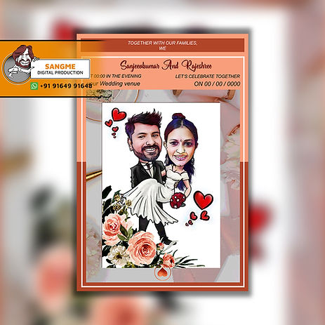 caricature wedding invitations online card artist | Save the date caricature card! | Caricature wedding invitations, Caricature wedding, | wedding caricature | Wedding caricature, Caricature wedding invitations, |wedding invitation_A_04.jpg