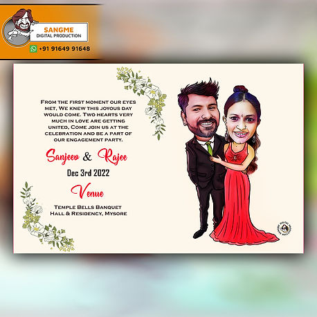 caricature wedding invitations online card artist | Save the date caricature card! | Caricature wedding invitations, Caricature wedding, | wedding caricature | Wedding caricature, Caricature wedding invitations, |wedding invitation_A_00016.jpg