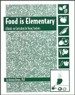 Food is Elementary nutritionurriculum for yong students