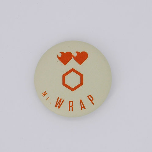 Button Badge - Mr Wrap