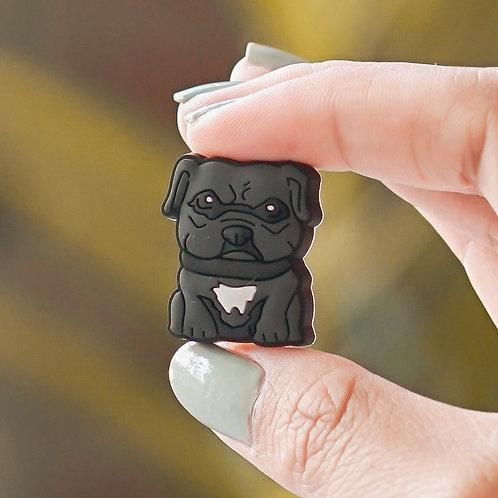 The Doggo Collectible Pin