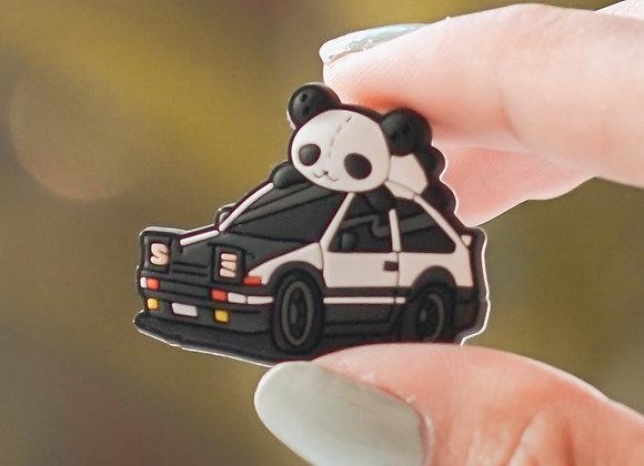 AE86 Panda Collectible Pin