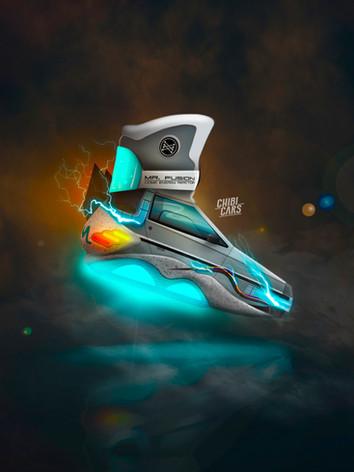 Air Mag Shoe Car Mashup