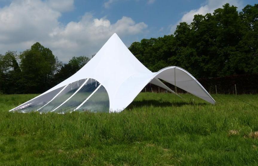 PVDF Tensile Tent