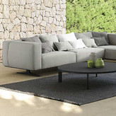 Outdoor Fully Upholstered Sofa Set