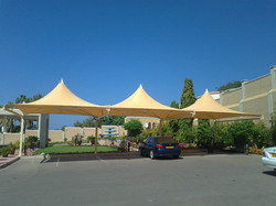 CONICAL TENSILE PARKING