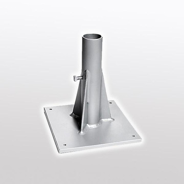 Outdoor Fixture - Umbrella Base - Iron - Fixed